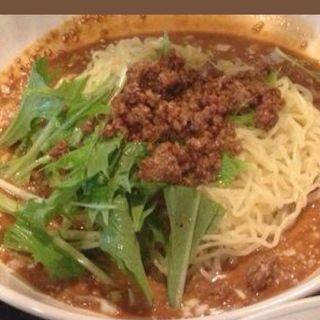 本格担々麺(翠蓮 )