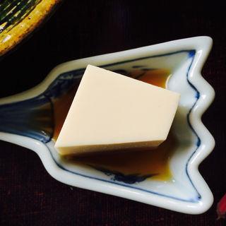 胡麻豆腐(井中 (イチュウ))