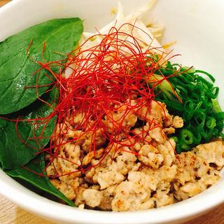 イタリアン担々麺(カーザ ルカ 新横浜ラーメン博物館店 (CASA LUCA))
