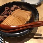 よしたろうの煮込み肉豆腐