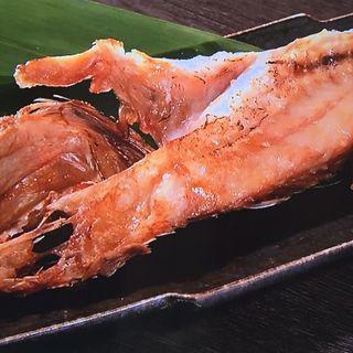 キンキ(酒肴菜や 利一 )
