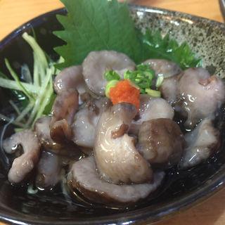 ナマコ酢(すしざんまい 東新宿店 )
