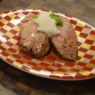本マグロ頭肉(すし道場)