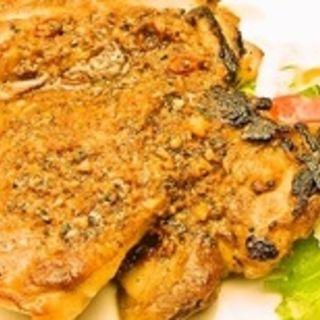鶏モモ肉のガーリックソース(パストール (Pastorl))