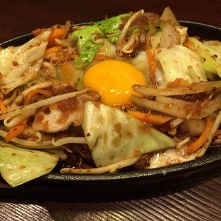 豚肉と野菜のジュージュー焼(味のデパート MARUKAMI 武蔵小杉店 )