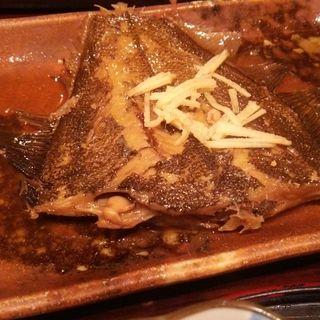 ランチ定食 カレイの煮付け(甲田)