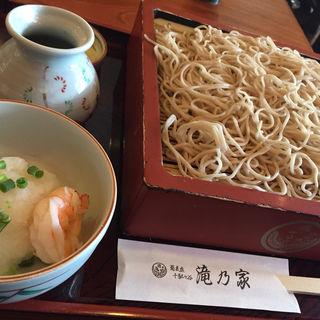 おろし蕎麦(滝乃家 (瀧乃家))