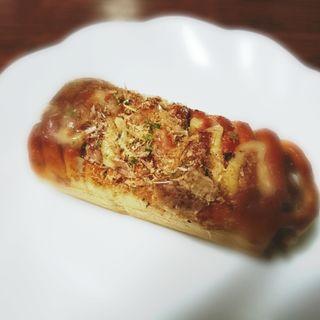 やきそばパン(CAFE&BAKERY MIYABI 浅草橋店 (カフェ アンド ベーカリー ミヤビ))