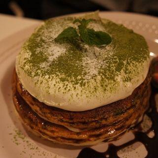 抹茶ティラミスパンケーキ(エルク )