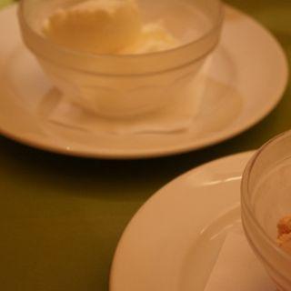 アイスクリーム(ラディーチェ )