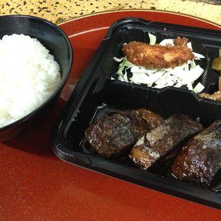 サバ煮定食(今井食堂 (いまいしょくどう))