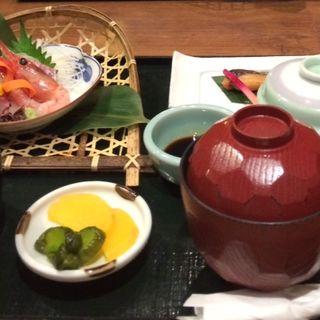 魚定食(天山の湯 だいにんぐ (てんざんのゆ))