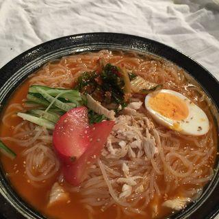 韓国冷麺(山遊木 (さんゆうき))