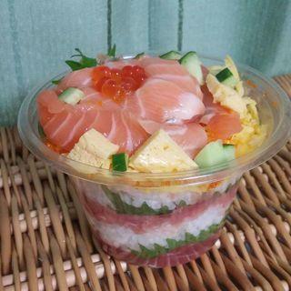 特撰海鮮丼(魚幸水産 (ウオコウスイサン))