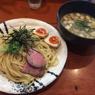 濃厚味玉つけ麺(ゆず風味)(麺処 しの助 )