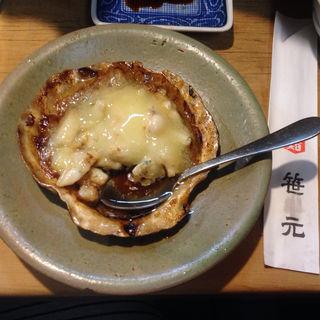 海鮮グラタン(鮨 笹元 (すし ささもと))