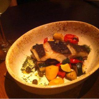 魚と野菜のオーブン焼き(ラ マルジュ (La marge))