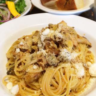 Pranzo A(平日限定ランチ) 牛肉といろいろきのこのラグーソース(オステリアラリベラ (Osteria La libera))