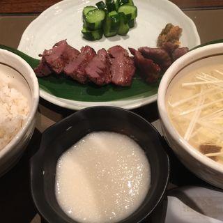 炭焼き 仙台牛たん定食(三代目 文治 本店 )