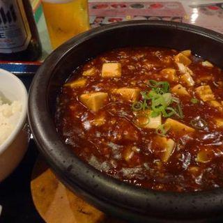 麻婆豆腐(中国魚菜館 天 (チュウゴクギョサイカン テン))