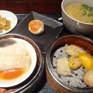 香港式飲茶ランチ(老香港酒家京都 (オールドホンコンレストランキョウト))