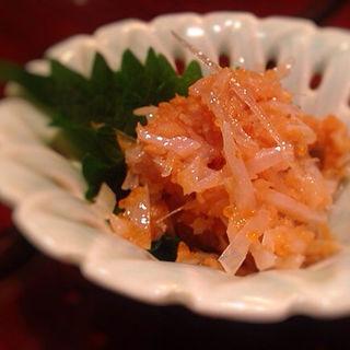 梅水晶(魚筍 (かつぎょいざかや ぎょしゅん))