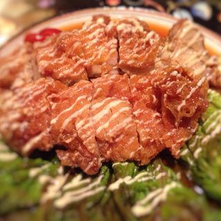 名物チキン南蛮(魚筍 (かつぎょいざかや ぎょしゅん))