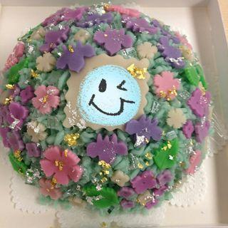 和菓子ケーキ(愛信堂 )