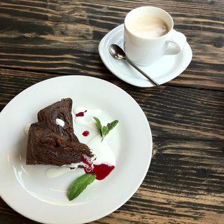 チョコレートケーキ(離山房 (りざんぼう))