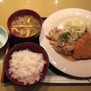 日替わり定食(the kitchen 晴 (ざ きっちん はれ))