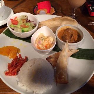 日替わりランチプレート(エレファント カフェ (Elephant Cafe))