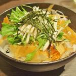 大根と長芋のサラダ