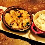 ミガミゴのオススメタパス(スペイン小皿料理)3種盛