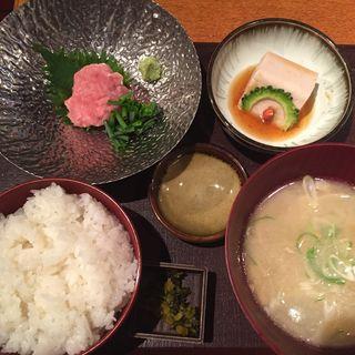 週替わり豚汁定食(麹蔵 有楽町晴海通り本店 (こうじぐら))