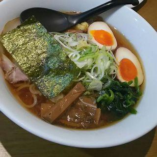 醤油ラーメン(六三四らーめん 2号店 )