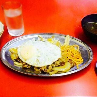焼肉定食(マルシン )