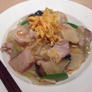 揚州炒麺(日本橋よし町)
