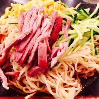 冷麺(中華料理 秀鳳 (シュウホウ))