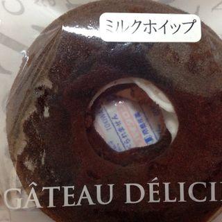 珈琲&ショコラドーナツ(ドーナツ工房 あきら製菓)