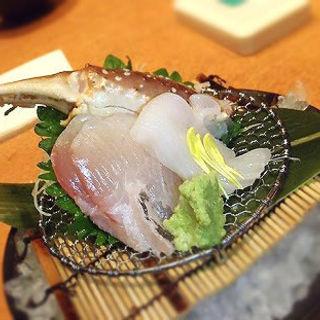 よくばり膳(新蟹懐石 蟹風船 横浜ランドマークプラザ店)
