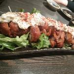 山梨健美鶏のチキン南蛮