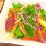季節の天壇サラダ