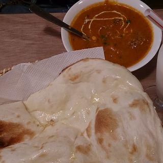 ランチタイム マトンカレー(インド・ネパール料理 サンガム)