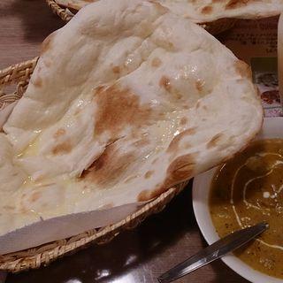 ランチタイム シーフードカレー(インド・ネパール料理 サンガム)