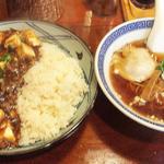 四川麻婆豆腐丼セット