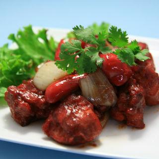 タイ風鶏の唐揚げ(タカリバンチャ )