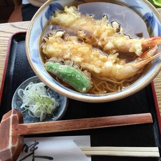 天ぷら蕎麦(そば処柳亭 )