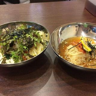 ビビンバ&冷麺 ランチ(韓国料理チュリファ )