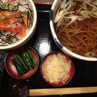 小丼の定食(そじ坊 聖路加ガーデン店 )