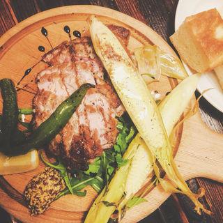 肉ランチ(Viva Banco)